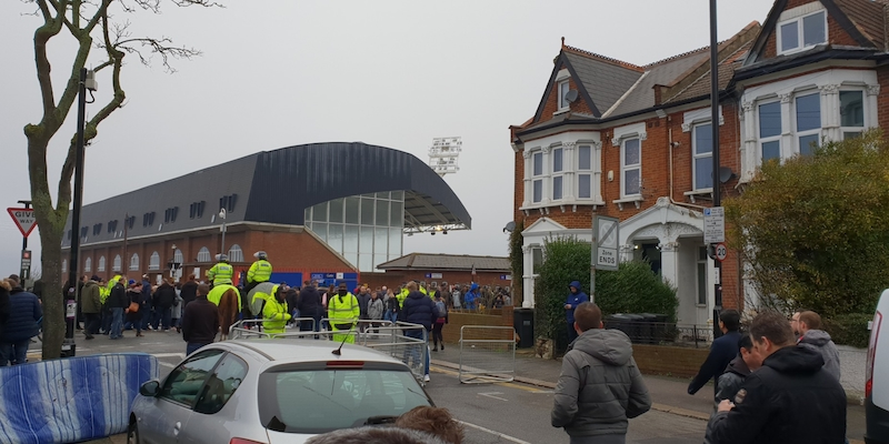 Losse tickets kopen Crystal Palace - Chelsea