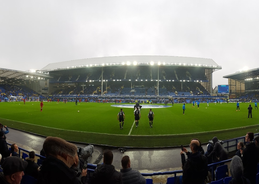 Losse tickets kopen Everton - Burnley