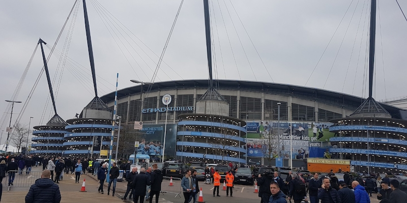 Nur Tickets kaufen Manchester City - Real Madrid
