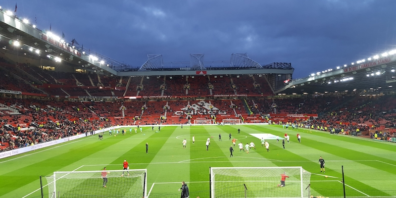 Losse tickets kopen Manchester United - Brighton & Hove Albion