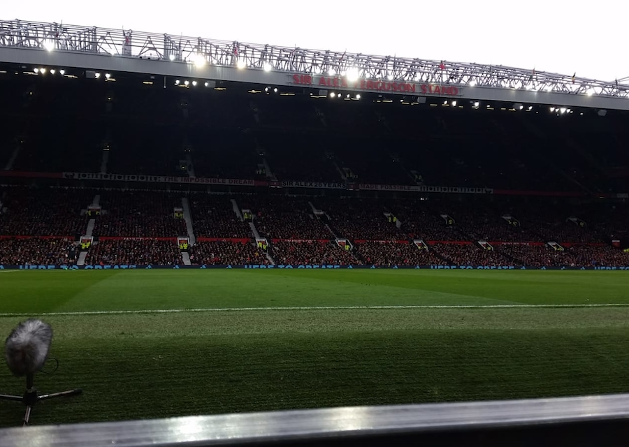 Losse tickets kopen Manchester United - Manchester City