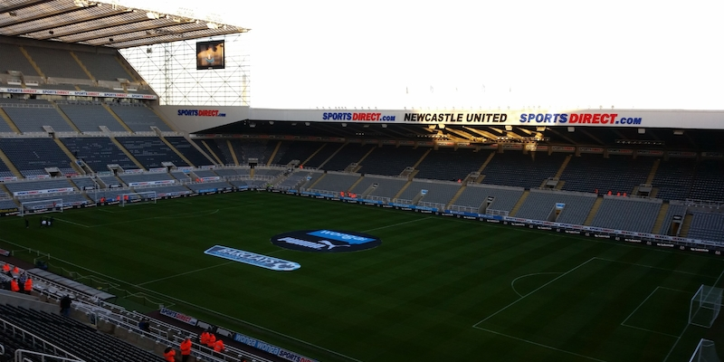 Losse tickets kopen Newcastle United - Southampton