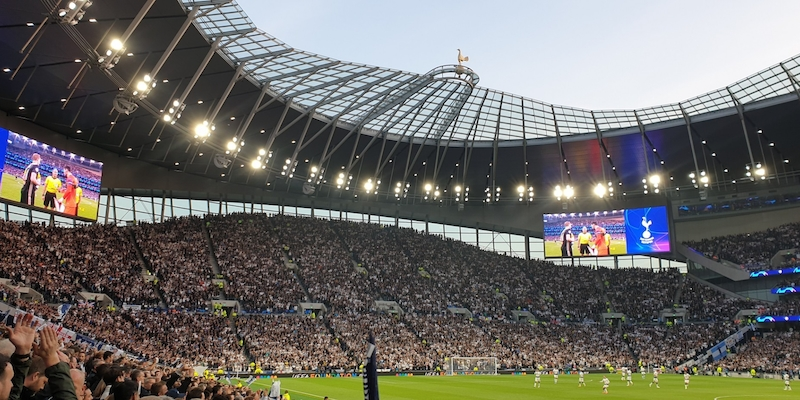 Losse tickets kopen Tottenham Hotspur - West Ham United