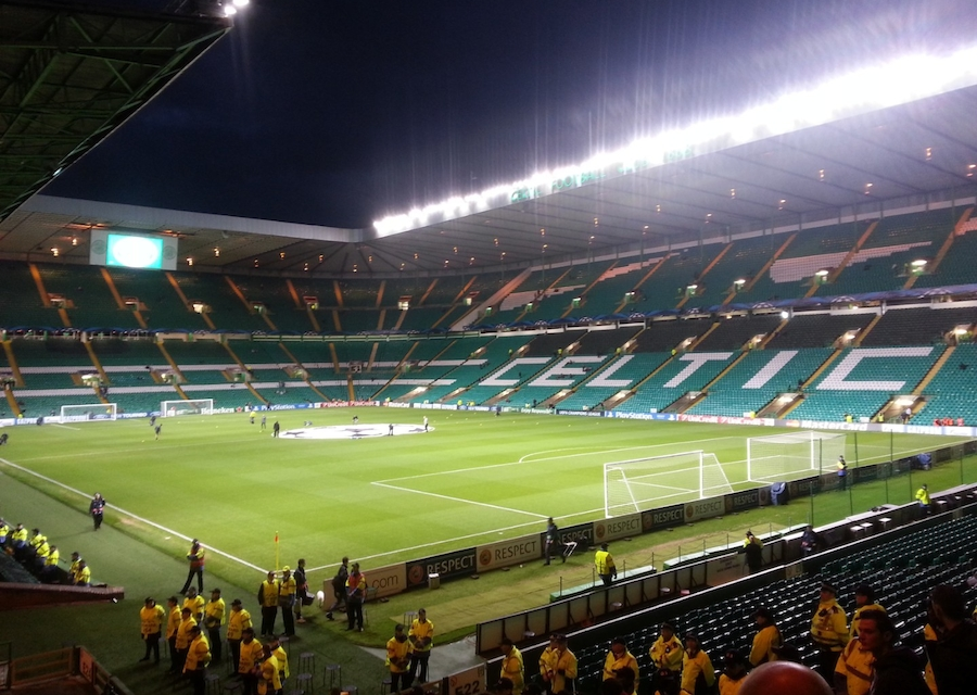Losse tickets kopen Celtic - Livingston