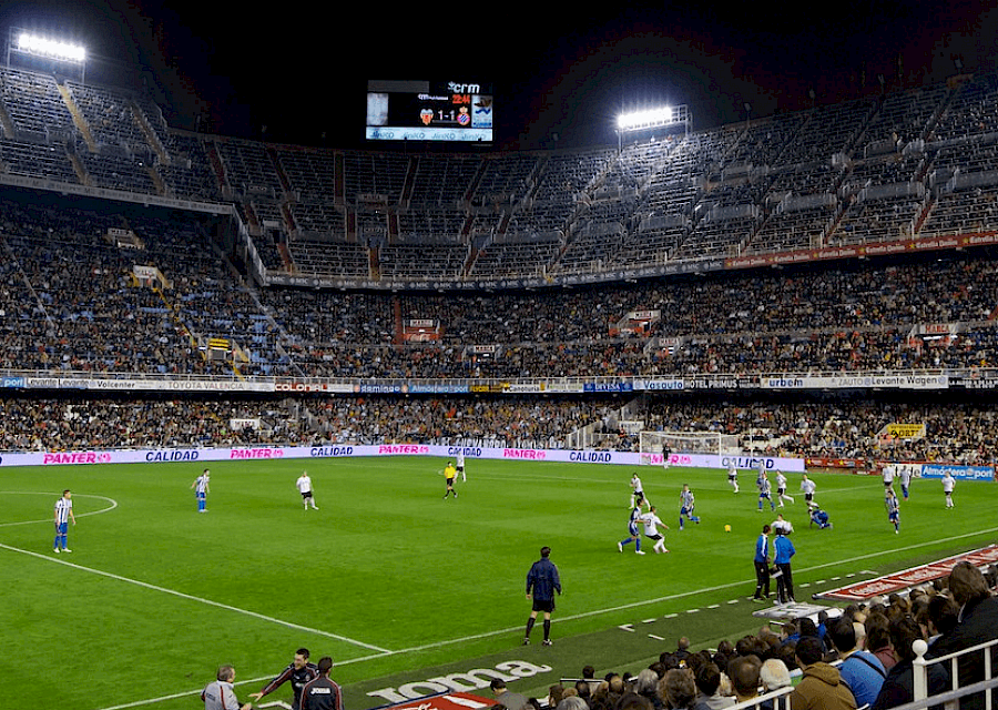 Losse tickets kopen Valencia - Athletic de Bilbao