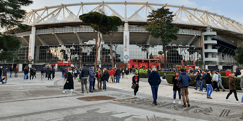 Losse tickets kopen AS Roma - Parma